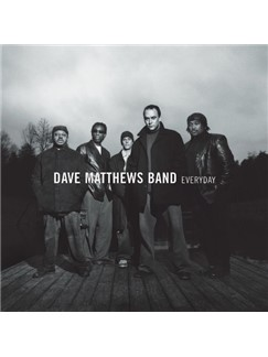 Dave Matthews Band: Everyday Digital Sheet Music | Lyrics & Chords (with Chord Boxes)
