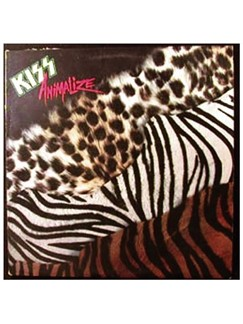 KISS: Heaven's On Fire Digital Sheet Music | Drums Transcription