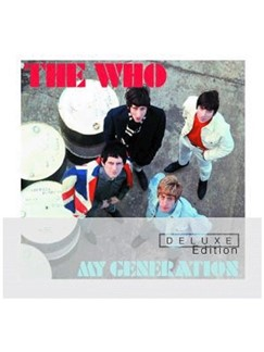 The Who: My Generation Digital Sheet Music | Lyrics & Chords (with Chord Boxes)