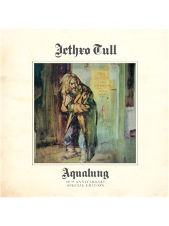 Jethro Tull: Aqualung Digital Sheet Music | GTRENS
