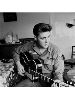 Elvis Presley: He Touched Me Digital Sheet Music   Piano, Vocal & Guitar (Right-Hand Melody)