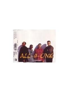 All-4-One: I Swear Digital Sheet Music | Melody Line, Lyrics & Chords