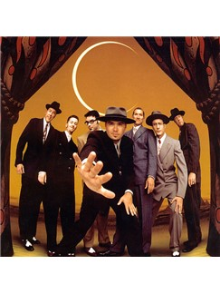 Big Bad Voodoo Daddy: Mr. Pinstripe Suit Digital Sheet Music | Piano, Vocal & Guitar (Right-Hand Melody)