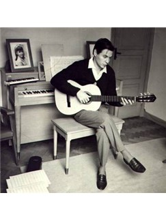 Antonio Carlos Jobim: Photograph Digital Sheet Music | Piano, Vocal & Guitar (Right-Hand Melody)