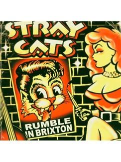 Stray Cats: Stray Cat Strut Digital Sheet Music | Easy Guitar Tab