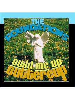 The Foundations: Build Me Up, Buttercup Digital Sheet Music | Ukulele with strumming patterns
