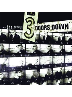 3 Doors Down: Be Like That Digital Sheet Music | Guitar Lead Sheet