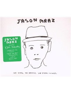 Jason Mraz: I'm Yours Digital Sheet Music | Easy Guitar Tab