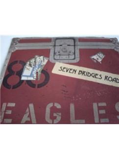 Eagles: Seven Bridges Road Digital Sheet Music   Ukulele with strumming patterns