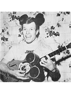 Jimmie Dodd: Mickey Mouse March Digital Sheet Music | Banjo
