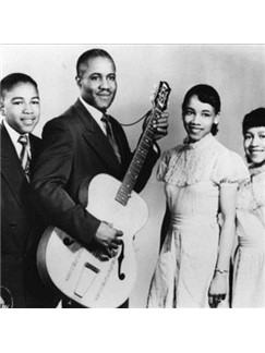 The Staple Singers: I'll Take You There Digital Sheet Music | Lyrics & Chords (with Chord Boxes)