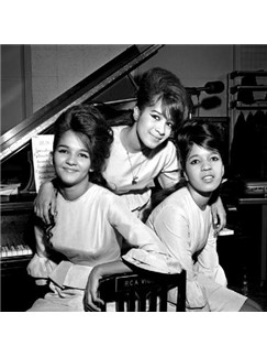 Ronettes: Be My Baby Digital Sheet Music | Lyrics & Chords (with Chord Boxes)