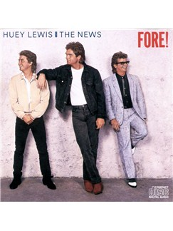 Huey Lewis & The News: Doin' It (All For My Baby) Digitale Noten | Text & Akkorde (mit Griffbildern)