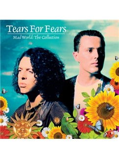 Tears For Fears: Mad World Digital Sheet Music | Lyrics & Chords (with Chord Boxes)