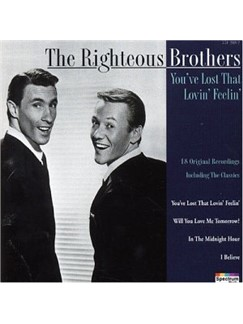The Righteous Brothers: You've Lost That Lovin' Feelin' Digital Sheet Music | Lyrics & Chords (with Chord Boxes)
