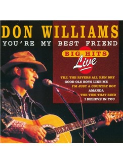 Don Williams: I Believe In You Digital Sheet Music | Melody Line, Lyrics & Chords