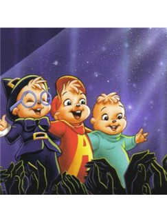 The Chipmunks: The Chipmunk Song Digital Sheet Music | Lyrics & Chords (with Chord Boxes)