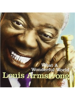 Louis Armstrong: What A Wonderful World Digital Sheet Music | Piano (Big Notes)