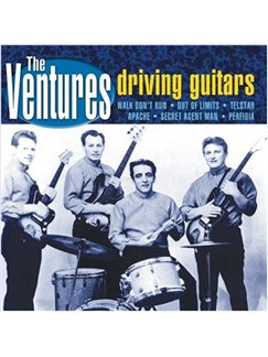 The Ventures: Walk Don't Run Digital Sheet Music | Ukulele Ensemble