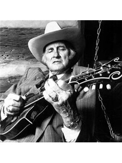 Bill Monroe: Salt Creek Digital Sheet Music | Banjo