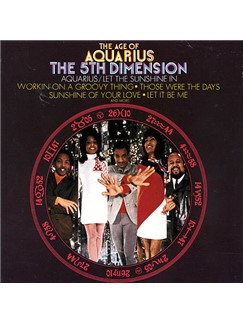 The Fifth Dimension: Aquarius/Let The Sunshine In Digital Sheet Music | Piano, Vocal & Guitar (Right-Hand Melody)