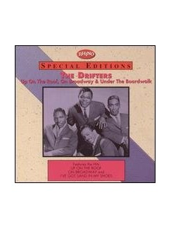 The Drifters: Up On The Roof Digital Sheet Music | Lyrics & Chords (with Chord Boxes)
