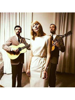 Peter, Paul & Mary: Don't Think Twice, It's All Right Digital Sheet Music | Lyrics & Chords (with Chord Boxes)