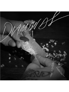 Rihanna: Diamonds Digital Sheet Music | Lyrics & Chords (with Chord Boxes)