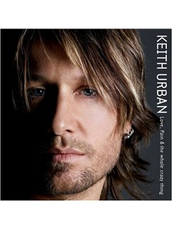 Keith Urban: I Told You So Digital Sheet Music | Lyrics & Chords (with Chord Boxes)