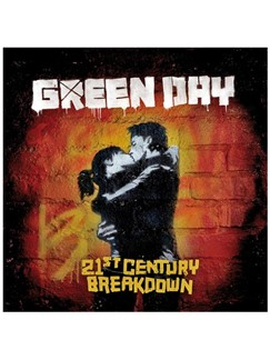 Green Day: 21 Guns Digital Sheet Music   Drums Transcription