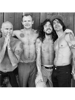 Red Hot Chili Peppers: Mellowship Slinky In B Major Digital Sheet Music   Drums Transcription