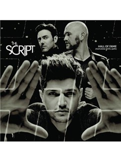 The Script: Hall Of Fame (feat. will.i.am) Digital Sheet Music | Lyrics & Chords (with Chord Boxes)