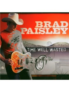 Brad Paisley: Time Warp Digital Sheet Music | Guitar Tab Play-Along