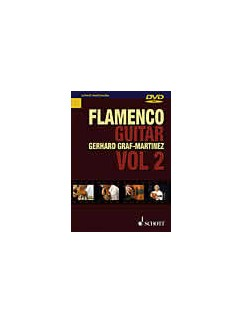 Gerhard Graf-Martinez: Flamenco Guitar Volume 2 DVDs / Videos | Guitar