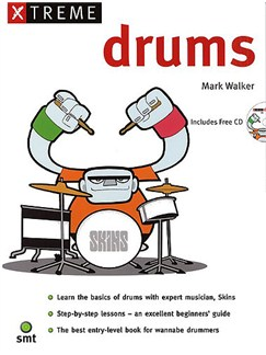 Xtreme Drums Books and CDs | Drums