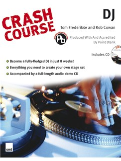 Crash Course: DJ Books and CDs | Turntables