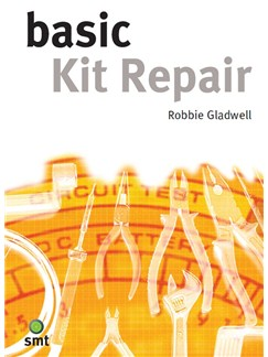 Robbie Gladwell: Basic Kit Repair Books | Guitar, Bass Guitar, Drums