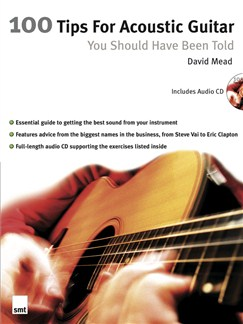 100 Tips For Acoustic Guitar Books and CDs | Guitar