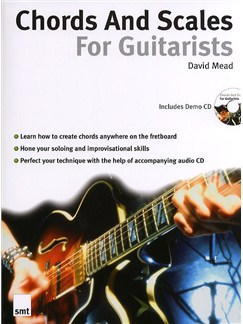 Chords And Scales For Guitarists Books and CDs | Guitar