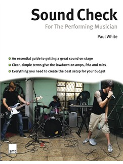 Sound Check For The Performing Musician Books |