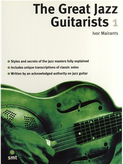 The Great Jazz Guitarists: Part 1 Books |