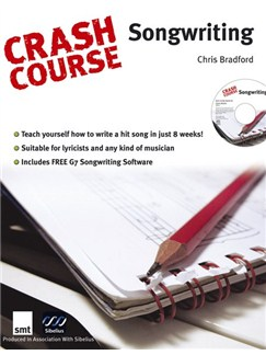 Chris Bradford: Crash Course - Songwriting Books and CDs |