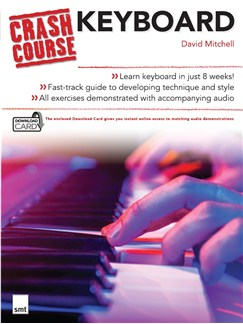 Crash Course: Keyboard (Book/Audio Download) Books and Digital Audio | Keyboard