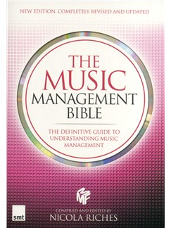 The Music Management Bible (2012 edition) Books |