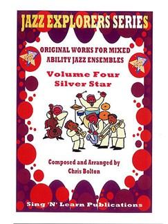 Jazz Explorers Series: Silver Star Volume Four Books | All Instruments