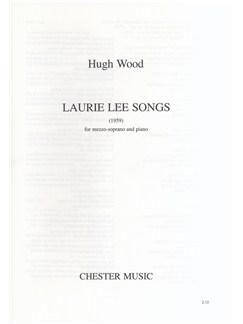 Hugh Wood: Laurie Lee Songs (Mezzo-Soprano/Piano) Books | Mezzo-Soprano, Piano Accompaniment