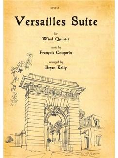 Francois Couperin: Versailles Suite for Wind Quintet Books | Wind Quintet