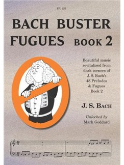 Bach Buster Fugues Book 2 Books | Piano