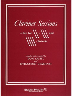Clarinet Sessions Books | 2 Clarinet