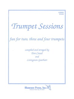 Trumpet Sessions Books | Brass Ensemble, Trumpet
